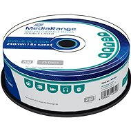 MediaRange DVD+R Dual Layer 8.5GB, 25pcs