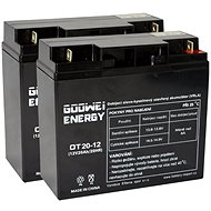 GOOWEI RBC7 - Battery Replacement Kit - Rechargeable Battery