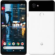 Google Pixel 2 XL 64GB black/white - Mobile Phone