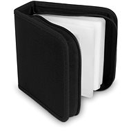 COVER IT for 48pcs - NYLON - Black - CD/DVD Case