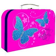 PLUS Butterfly - Suitcase - Small Carrying Case