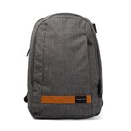 "Crumpler Shuttle Delight Backpack 15"" - White/Grey - Laptop Backpack"