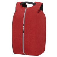 "Samsonite SECURIPAK 15.6"" Garnet Red - Laptop Backpack"