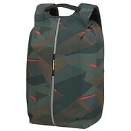 "Samsonite SECURIPAK 15.6"" Deep Forest Camo - Laptop Backpack"