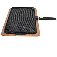 GRANDE Grill Pan + Bamboo Cutting Board - Pan