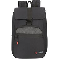 """American Tourister City Aim 15.6"""" Black - Laptop Backpack"""