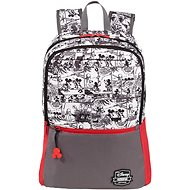 """American Tourister Urban Groove Disney M 15.6"""" Cosmic Red - Laptop Backpack"""