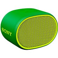 Sony SRS-XB01 Green - Bluetooth speaker