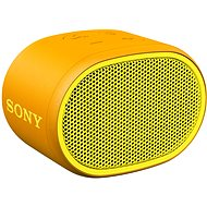 Sony SRS-XB01 Yellow - Bluetooth speaker