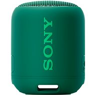 Sony SRS-XB12, green