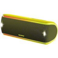 Sony SRS-XB31, yellow - Bluetooth speaker