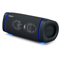 Sony SRS-XB33, Black - Bluetooth Speaker