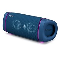 Sony SRS-XB33, Blue - Bluetooth Speaker