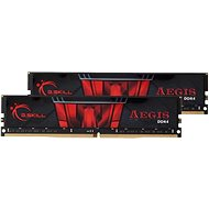 G.SKILL 16GB KIT DDR4 3000MHz CL16 Gaming series Aegis - System Memory