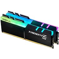 G.SKILL 32GB KIT DDR4 3200MHz CL16 Trident RGB