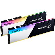 G.SKILL 16GB KIT DDR4 3600MHz CL16 Trident RGB Neo for Ryzen 3000 - System Memory