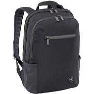 "WENGER CityFriend 15.6"" Black - Laptop Backpack"