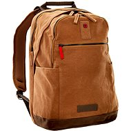 "WENGER Arundel 15.6"" Laptop Backpack with Tablet Pocket Camel"