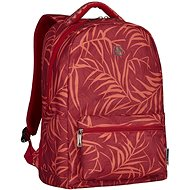 "WENGER COLLEAGUE 16"", Red Fern Print - Laptop Backpack"