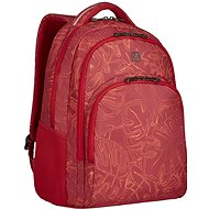 "WENGER UPLOAD 16"", Red Outline Print - Laptop Backpack"