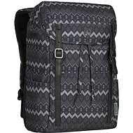 "WENGER COHORT 16"", Black Native Print - Laptop Backpack"