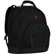 "WENGER SYNERGY DELUXE 16"", Black - Laptop Backpack"