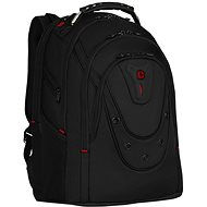 "WENGER BALLISTIC DELUXE 16"", Black - Laptop Backpack"