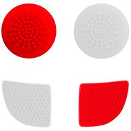 Gioteck handles for Xbox One red and white - Controller Grips