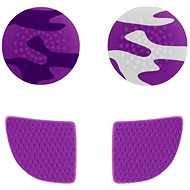 Gioteck handles for Xbox One purple - Controller Grips