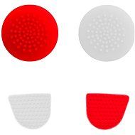 Gioteck handles for PS4 red-white - Controller Grips