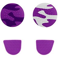 Gioteck handles for PS4 purple - Controller Grips