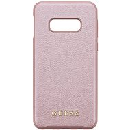 Guess Iridescent Rose Gold for Samsung G970 Galaxy S10e - Mobile Case