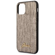 Guess Lizard for iPhone 11 Gold