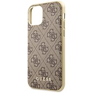 Guess 4G for iPhone 11 Pro Max Brown (EU Blister) - Mobile Case