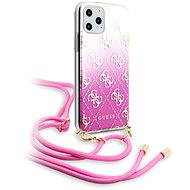 Guess 4G Gradient for iPhone 11 Pro Pink (EU Blister) - Mobile Case