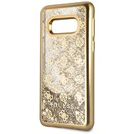 Guess Glitter 4G Peony Gold for Samsung G970 Galaxy S10e - Mobile Case
