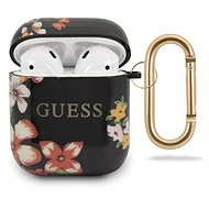 Guess Silicone Case for Apple Airpods 1/2 Floral N.4 - Headphone Case