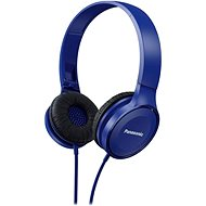 Panasonic RP-HF100E-A blue - Headphones