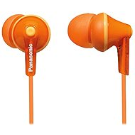 ErgoFit In-Ear Earbud Headphones - Orange - RP-HJE125-D
