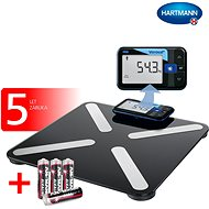 Hartmann Veroval Intelligent personal weight scale - Bathroom scales