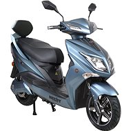 HECHT EQUIS blue - Electric Motorcycle