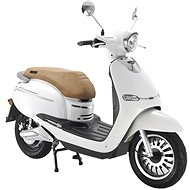 HECHT CITIS white - Electric Motorcycle