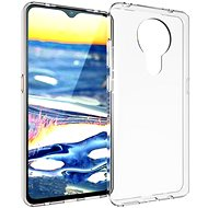 Hishell TPU for Nokia 5.3, Clear - Mobile Case