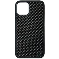 Hishell Premium Carbon for iPhone 11 Pro, Black - Mobile Case