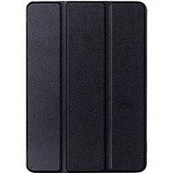Hishell Protective Flip Cover for Huawei MediaPad T3 10, Black - Tablet Case