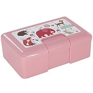 H&L Animals, Pink - Snack Box