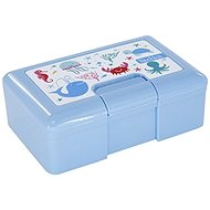 H&L  Animals Blue - Snack Box
