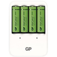 GP PB420 + 4AA 2500 - Charger