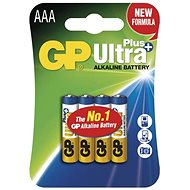 GP Ultra Plus Alkaline LR6 (AA) 4 pcs - Disposable batteries