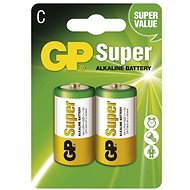 GP Super Alkaline LR14 (C) 2pcs in blister pack - Disposable batteries